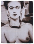 """Frida (Frida Kahlo)"", de Elizabeth Peyton"