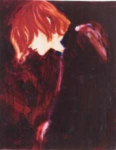 """Alizarin Kurt"", de Elizabeth Peyton."